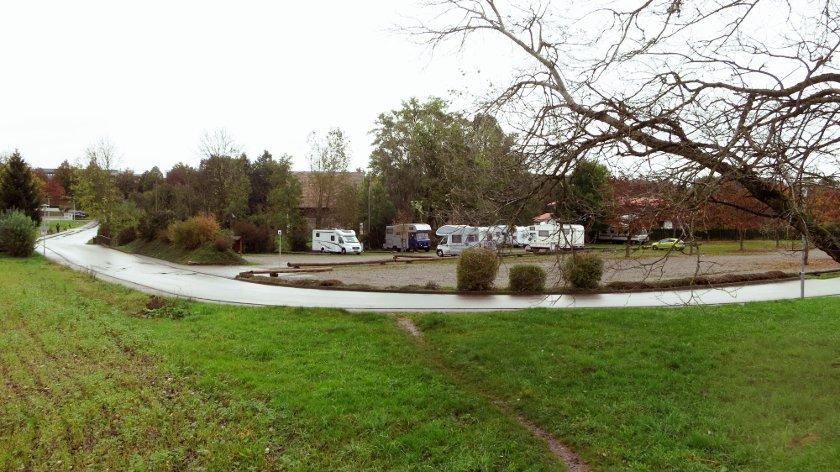 Stellplatz Lauchringen