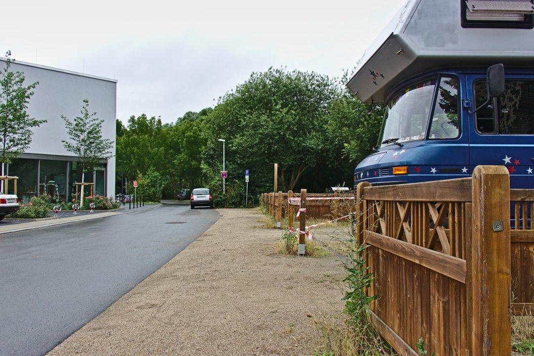 Wohnmobilstellplatz Marburg