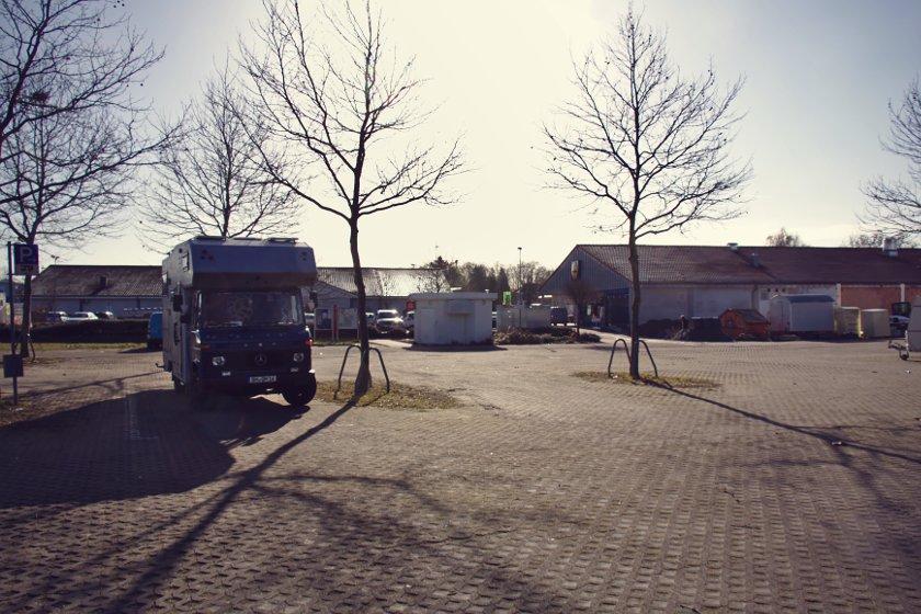Stellplatz Schwetzingen