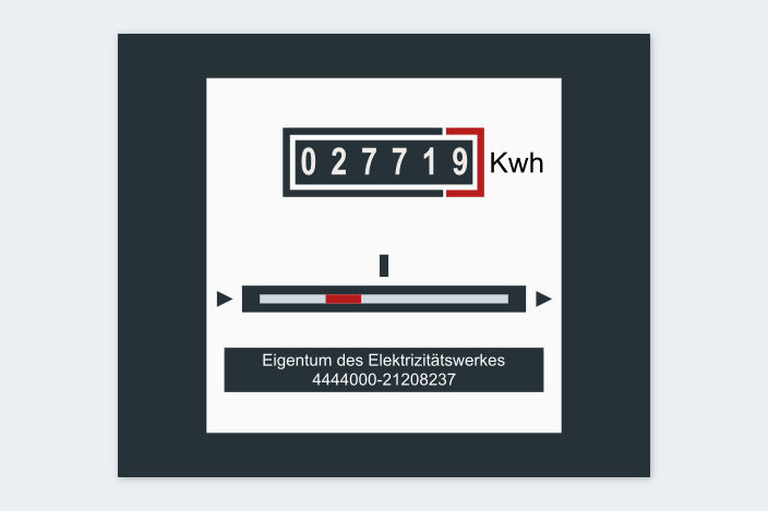 Stromverbrauch berechnen