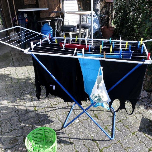 Wäschegestell