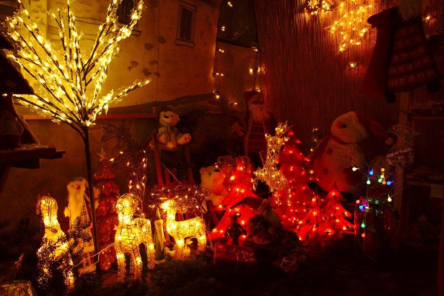 Weihnachtsmarkt Ober-Hilbersheim