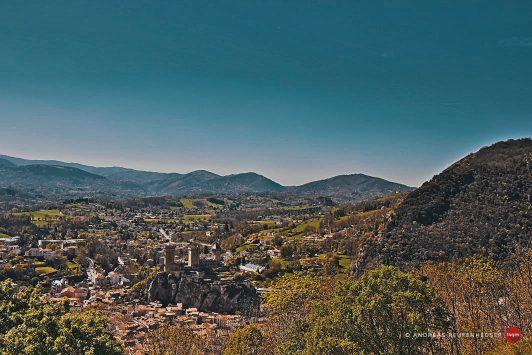 Wohnmobilstellplatz Foix