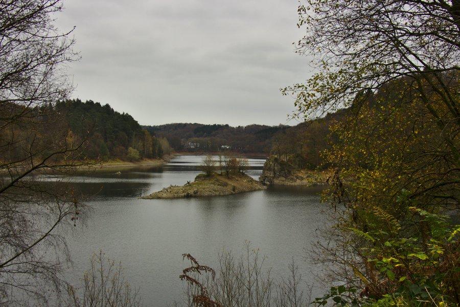 Herbst an der Wuppertalsperre