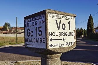 Mautfrei nach Südfrankreich