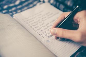 Checkliste zur Wohnmobilbegutachtung